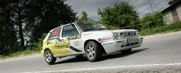 Ion Nicolae - locul 1 la F2, in cadrul Muscel Racing Contest