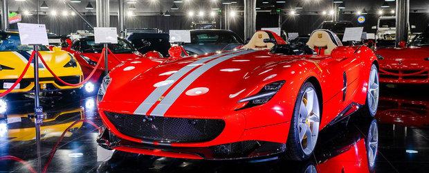 Ion Tiriac si-a imbogatit colectia de masini cu o noua bijuterie: un Ferrari de peste 2 milioane de euro