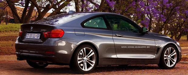 Ipoteza de design: Cum ti se pare ideea unui BMW Seria 4 Compact?