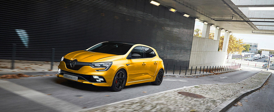 Ipoteza de design: viitorul Renault Megane RS Trophy