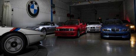 Isi vinde pe internet colectia de BMW-uri rare. De unele am uitat cu totii ca au existat vreodata