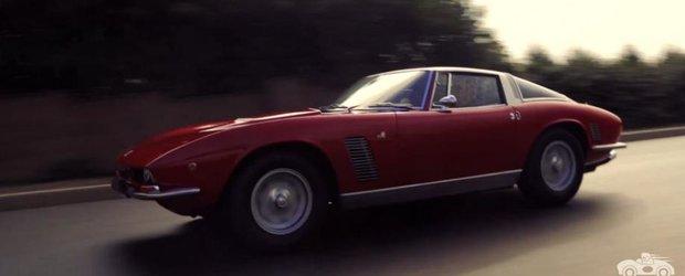 Iso Grifo, un muscle-car italian uitat de timp