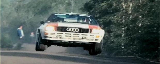 Istoria diviziei Audi Quattro: Cum a inceput totul si unde s-a ajuns