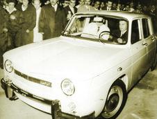 Istoria masinilor romanesti