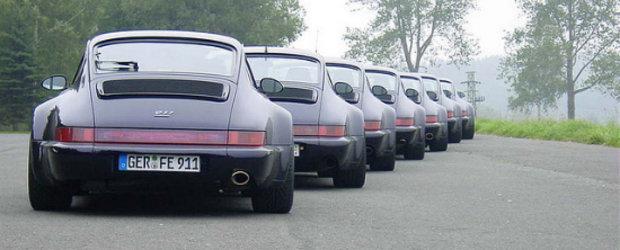 Istoria modelului Porsche 911 - Mai mult decat un supercar, o legenda vie