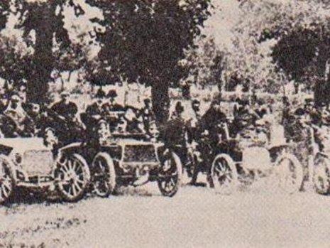 Istoria motorsportului din Romania: primele curse auto din tara noastra