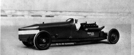Istoria recordurilor de viteza maxima intr-o masina