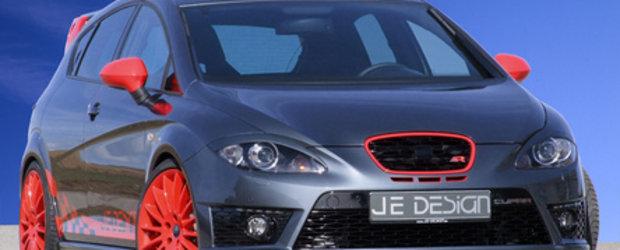 Istoria se repeta: Seat Leon (Cupra R) by Je Design