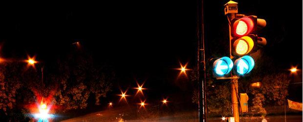 Istoria STOP-ului: De ce luminile semaforului sunt verde, galben si rosu?