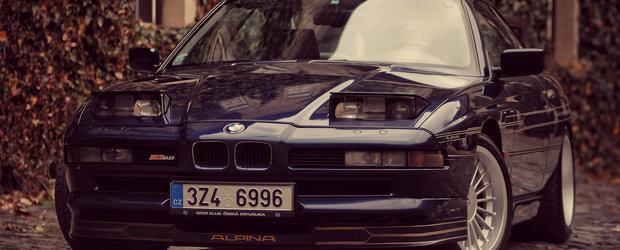 Istoria tunerului german Alpina, specialistii in BMW, din 1965 pana azi