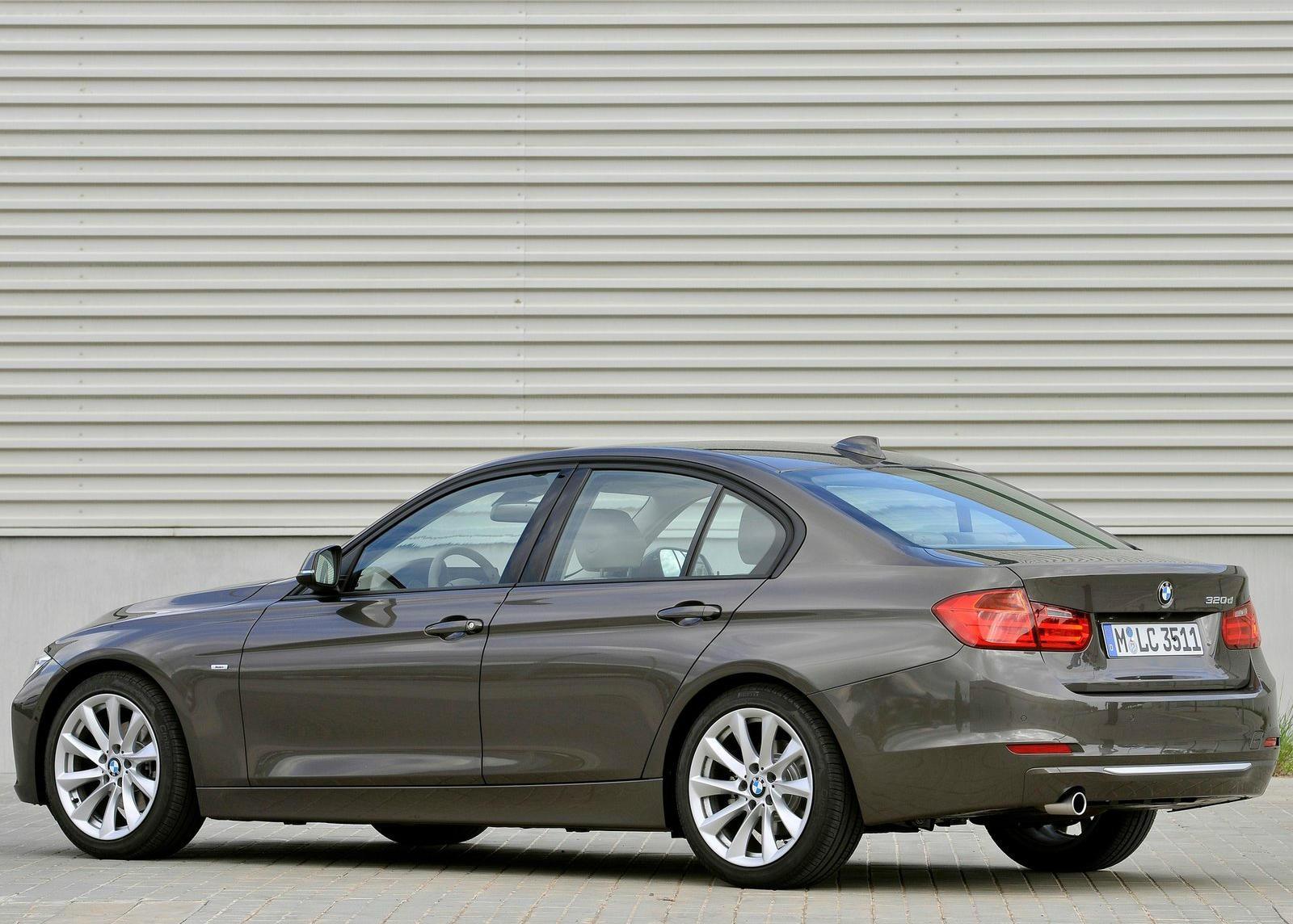 Istorie BMW Seria 3 - Istorie BMW Seria 3