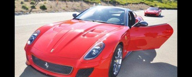 Italian Passion: Ferrari 599 GTO in toate ipostazele