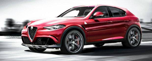 Italienii de la Alfa Romeo ies din starea latenta cu SUV-ul Stelvio. Modelul se lanseaza in noiembrie la Los Angeles