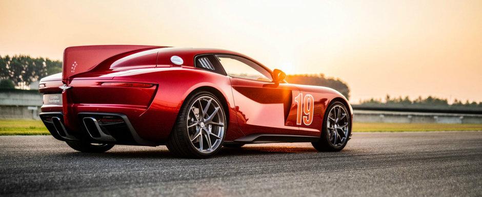 Italienii deseneaza cele mai frumoase masini. Noul AERO 3 este inca un exemplu
