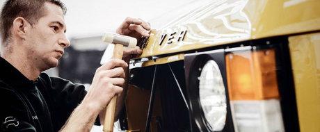 Iti era dor de Range Rover-ul original? Englezii vor produce 10 exemplare pentru un pret pe masura