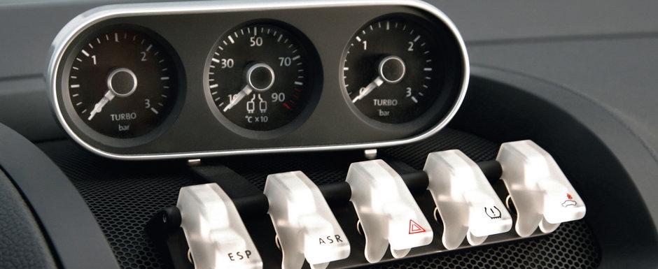 Iti mai aduci aminte cand Volkswagen a lansat un Golf cu motor W12 si tractiune spate?