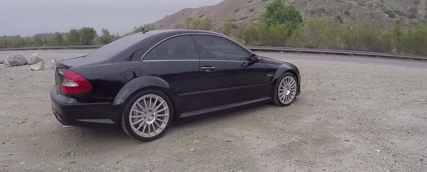 Iti mai aduci aminte de el? E unul dintre cele mai grozave Mercedes-uri construite vreodata!