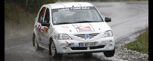Ivan castiga la Targu Mures etapa secunda din Cupa Dacia