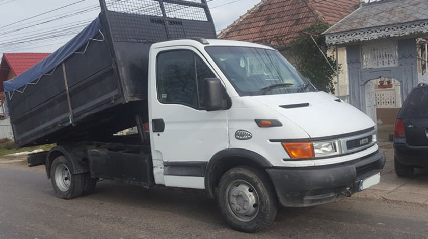 Iveco Daily 2.3 diesel 2005