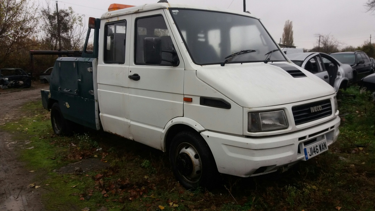 Iveco Daily 2.5d 1997