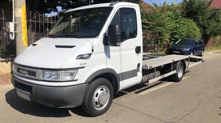 Iveco Daily 35C-15 / 150 Cp 2004