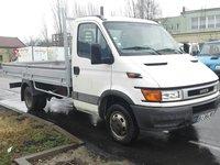 IVECO Daily camioneta 3loc.+bena