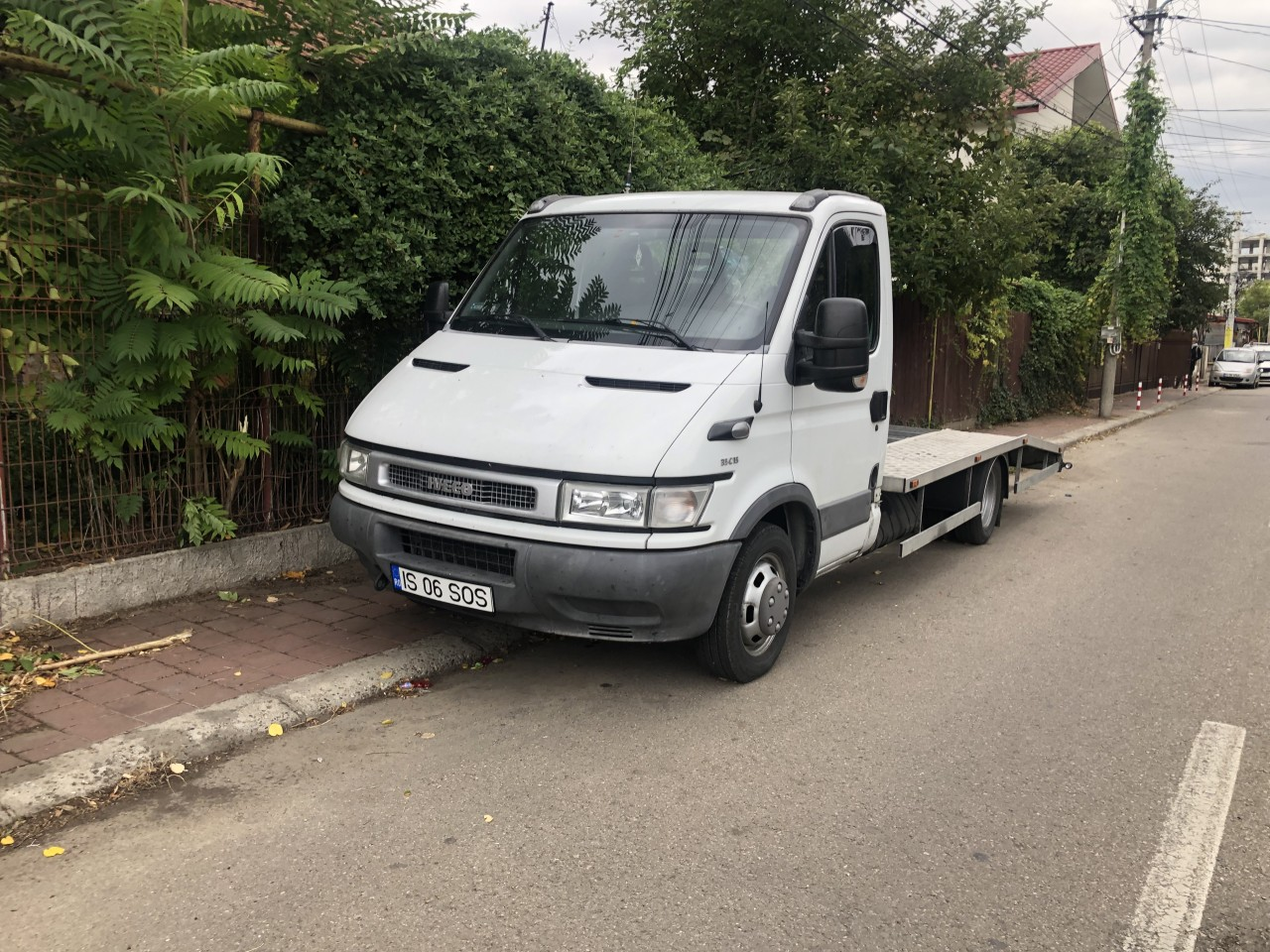 Iveco Daily INMATRICULAT RO 22.09.2021 2004