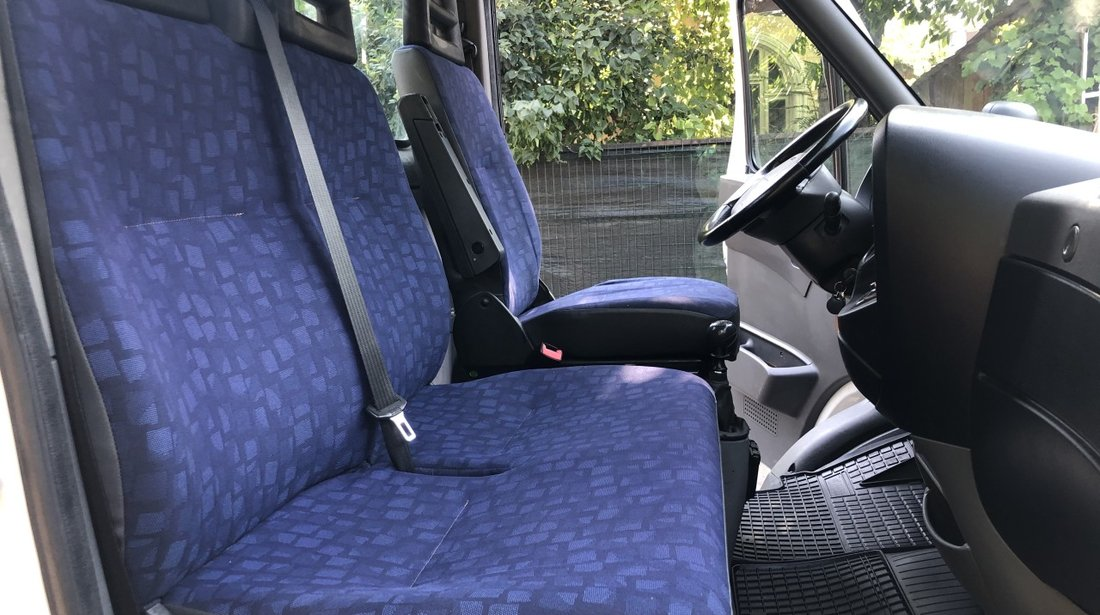 Iveco Daily INMATRICULATA Ro - 22.09.2021, 35-15 motorizare 150 cp 2004