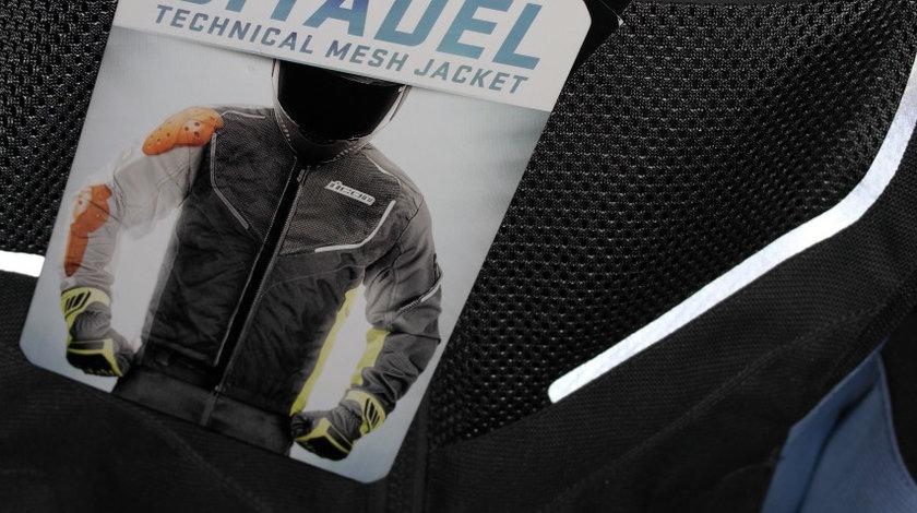 Jacheta moto de Dama citadel albastru xs (sau cineva ușor mai mare...)