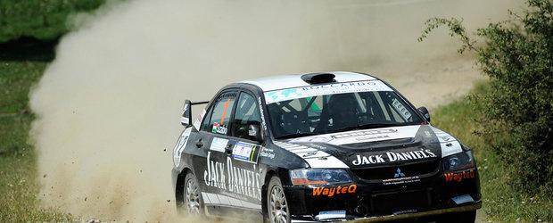 Jack Daniel's Rally Team concureaza in formula completa pentru podiumul Transilvania Rally