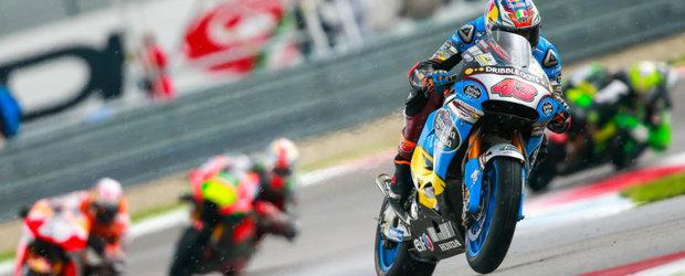 Jack Miller castiga Marele Premiu al Olandei la MotoGP dupa o cursa infernala