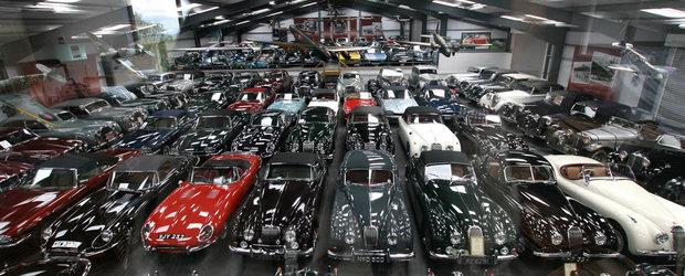 Jaguar a cumparat cea mai mare colectie de masini britanice din lume