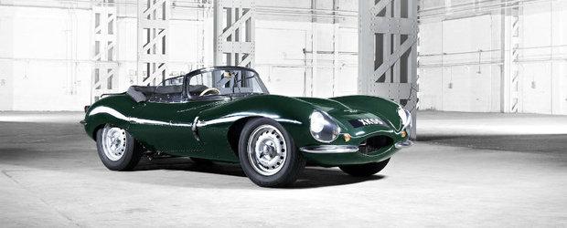 Jaguar a epuizat deja toate cele 9 modele XKSS care au mai ramas de produs din 1957