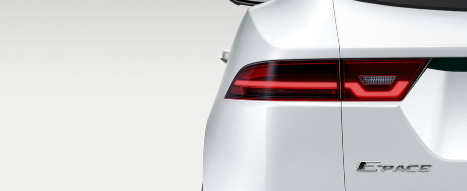 Jaguar confirma numele E-Pace pentru noul sau SUV compact. Cand debuteaza el