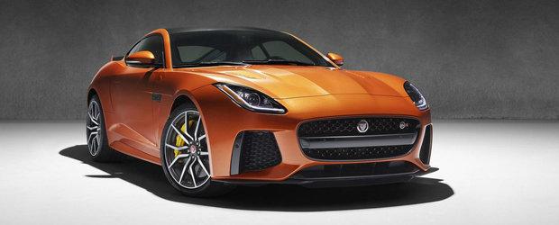 Jaguar confirma oficial noul F-Type SVR