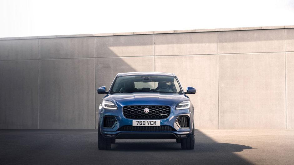 Jaguar E-Pace Facelift