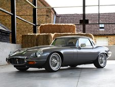 Jaguar E-Type Series 3 restomod