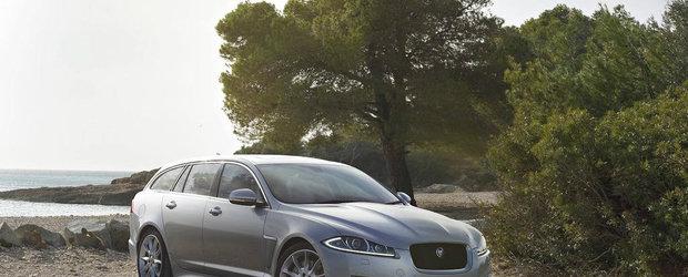 Jaguar estimeaza o crestere a vanzarilor pana la finalul anului 2013
