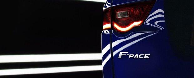 Jaguar F-PACE este numele oficial al SUV-ului produs de englezi