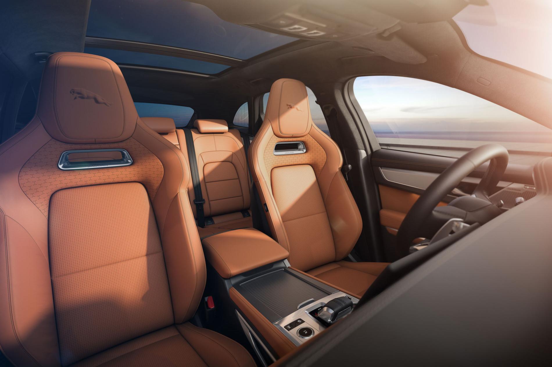 Jaguar F-Pace Facelift - Jaguar F-Pace Facelift