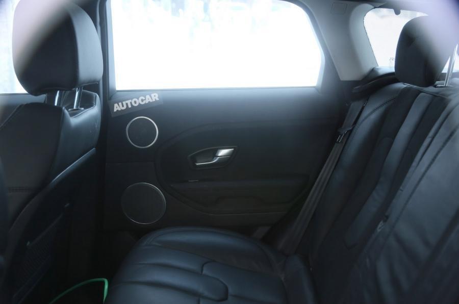 Jaguar F-Pace - Poze Spion