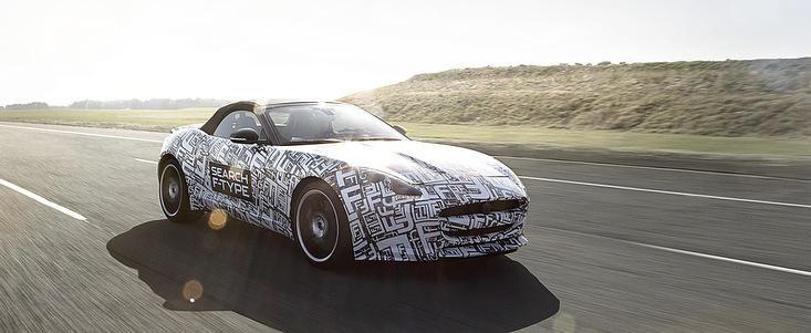 Jaguar F-Type Concept va fi prezentat la Goodwood Festival of Speed