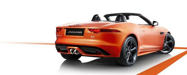 Jaguar F-Type de 600 de cai putere in 2016