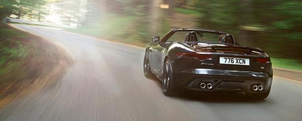 Jaguar F-Type este masina cu cel mai bun design din lume in 2013