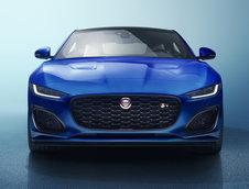 Jaguar F-Type facelift