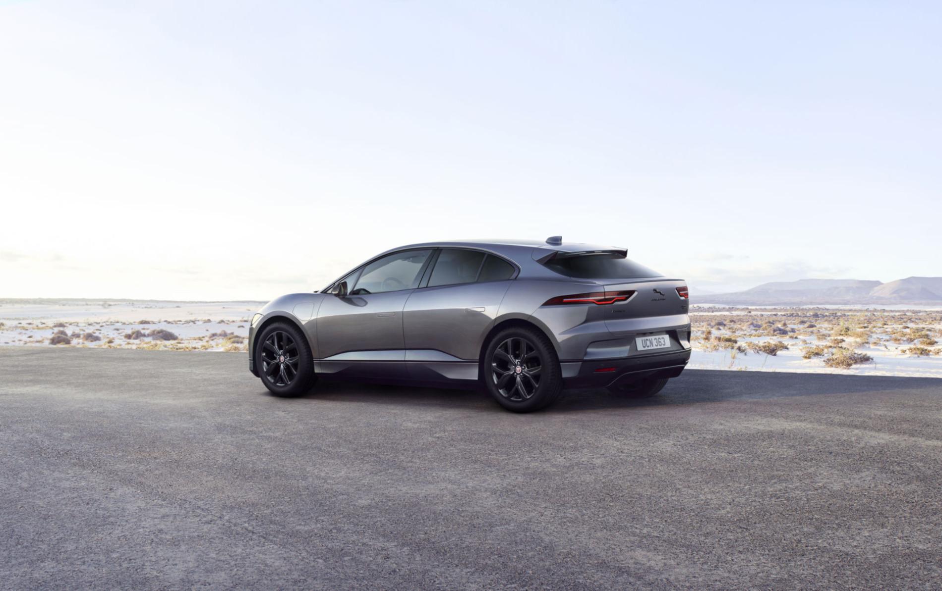 Jaguar I-Pace Black - Jaguar I-Pace Black