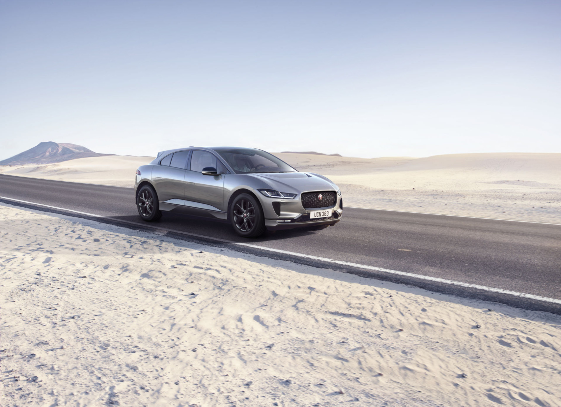 Jaguar I-Pace Black - Jaguar I-Pace Black