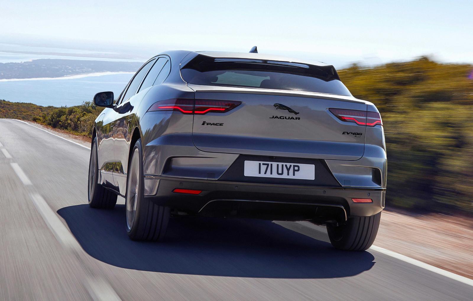 Jaguar I-Pace facelift - Jaguar I-Pace facelift