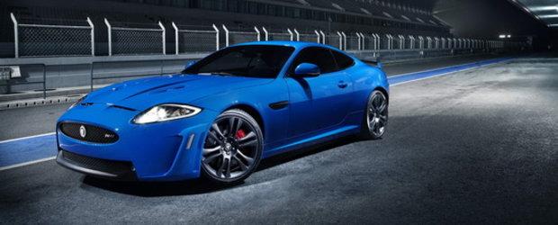 Jaguar introduce apetisantul XKR-S, unde S vine de la Super
