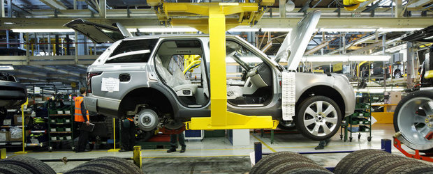 Jaguar Land Rover intentiona sa construiasca o uzina la Brasov, dar s-a razgandit